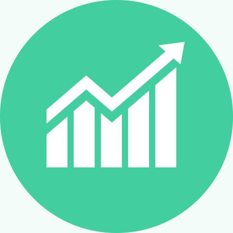 特徴4:収支管理などの経営分析機能